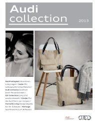 Audi collection Katalog 2013 (6 MB)