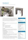 Technische Daten SlimStile EV - Gunnebo - Page 2