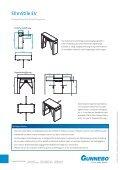Technische Daten SlimStile EV - Gunnebo - Page 4