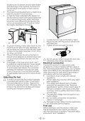 Washing Machine Vaskemaskine Tvättmaskin Pralka ... - Hemexperten - Page 4