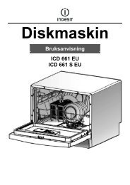 Bruksanvisning ICD 661 EU ICD 661 S EU - Elon