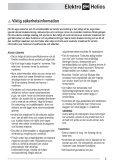 Bruksanvisning TK7515 - Elon - Page 3