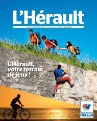 juillet/août 2013 - Conseil Général de l'Hérault