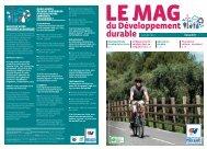 Le MAG du Développement durable - Conseil Général de l'Hérault