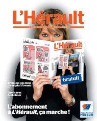 L'Hérault n°221 - Conseil Général de l'Hérault