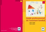 Guide professionnel - Conseil Général de l'Hérault