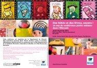 Des bébés et des livres, encore ! - Conseil Général de l'Hérault