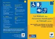 MPHH - Conseil Général de l'Hérault