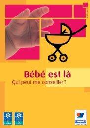 Votre bébé est une personne - Conseil Général de l'Hérault
