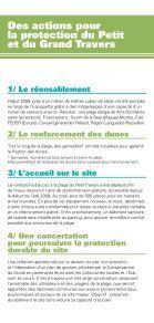 Plage du Petit et Grand Travers - Conseil Général de l'Hérault - Page 7