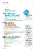 Télécharger le magazine au format PDF - Conseil Général de l'Hérault - Page 3