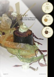 Herba Cuisine - Rezeptsammlung