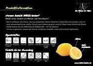 Produktinformation - herbacuisine.de