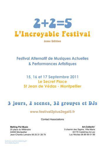 Demandez l'programme ! (pdf) - Conseil Général de l'Hérault