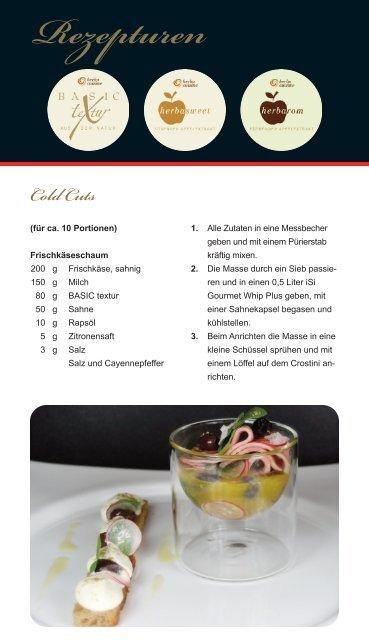 Cold Cuts - herbacuisine