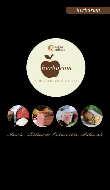 Herbarom - herbacuisine