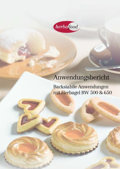Meldung als PDF-Dokument - Herbafood Ingredients GmbH