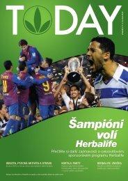 Šampióni volí - Herbalife Today Magazine