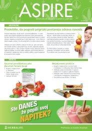 NAPITEK? - Herbalife Today Magazine
