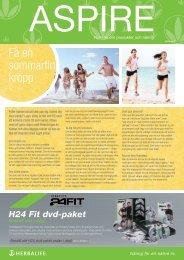 Ladda ner Aspire - Herbalife Today Magazine