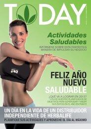 FELIZ AÑO NUEVO SALUDABLE - Herbalife Today Magazine
