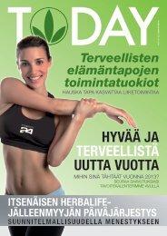 hyvää ja terveellistä uutta vuotta - Herbalife Today Magazine