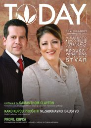Downloadirajte izdanje - Herbalife Today Magazine