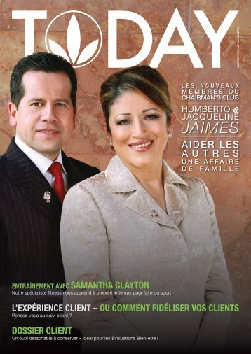 Télécharger édition - Herbalife Today Magazine