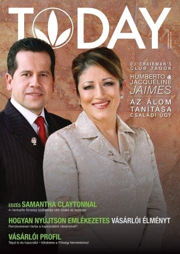 Magazin letöltése - Herbalife Today Magazine
