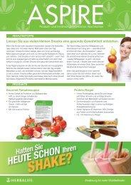 Download ASPIRE 171 - Herbalife Today Magazine