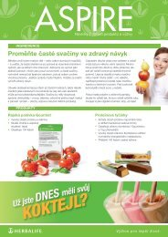 KOKTEJL? - Herbalife Today Magazine