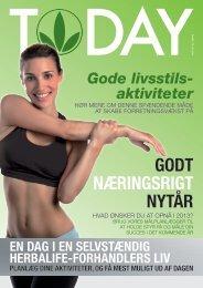 GODT NÆRINGSRIGT NYTÅR - Herbalife Today Magazine