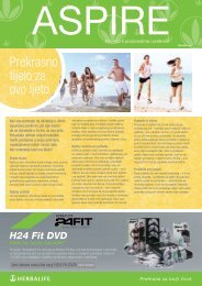 Downloadirajte Aspire - Herbalife Today Magazine