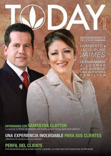 Descargar número - Herbalife Today Magazine