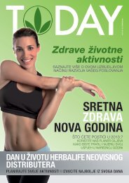 SRETNA ZDRAVA NOVA GODINA - Herbalife Today Magazine