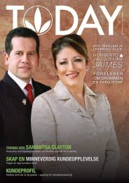 Last ned utgave - Herbalife Today Magazine