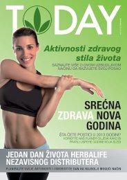 SREĆNA ZDRAVA NOVA GODINA - Herbalife Today Magazine