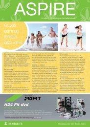 Ga voor een mooi lichaam deze zomer - Herbalife Today Magazine