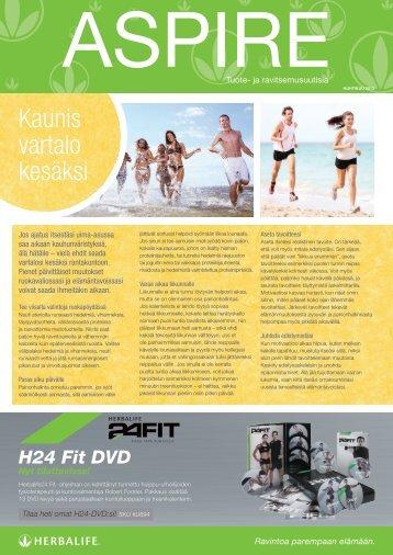 Kaunis vartalo kesäksi - Herbalife Today Magazine