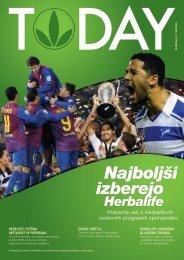 Najboljši izberejo - Herbalife Today Magazine