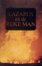 Lazarus en de rijke man - Herbert W. Armstrong Library and Archives