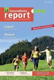 Lupus! Stress!