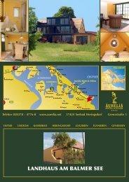 LANDHAUS AM BALMER SEE - Aurelia Hotels & Villen