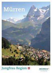 Mürren - Jungfrau Region | Grindelwald