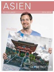 Reiseplaner Asien 2014 - Globetrotter