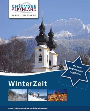 WinterZeit - Chiemsee