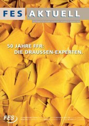 FES Aktuell Ausgabe 2 / 2013 - FES Frankfurter Entsorgungs- und ...