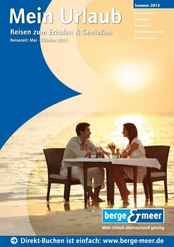 Katalog zum Download (pdf, 31 mb) - Berge & Meer