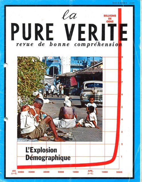 Pure Verite 1969 (No 12) Dec - Herbert W. Armstrong Library and ...