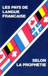 Pays de langue francaise selon la prophetie (Prelim 1988).pdf